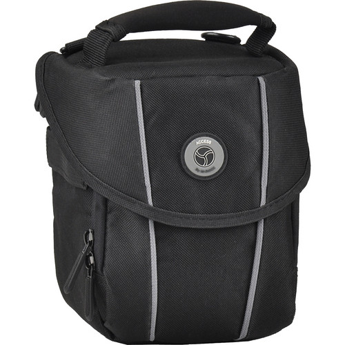 "M-Rock 2080 Joshua Tree Camcorder, 7"" Lens Bag (Black)"
