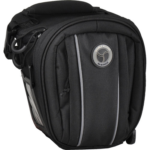 M-Rock 4010 Appalachian Double Access Holster Camera Bag (Black)