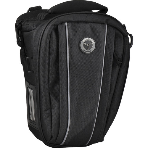 M-Rock 4050 Sierra Double Access Holster Camera Bag (Black)