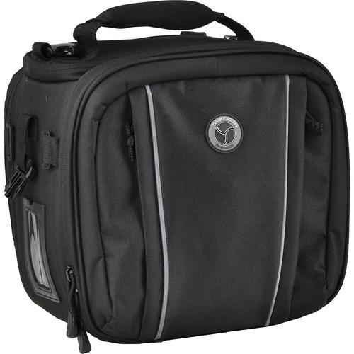 M-Rock 5040 Glacier Double Access Notebook Camera Bag (Black)