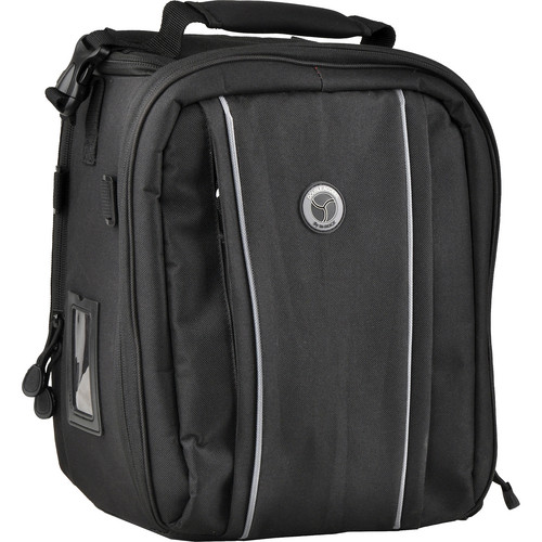 M-Rock 5080 Everglades Double Access Notebook Camera Bag (Black)