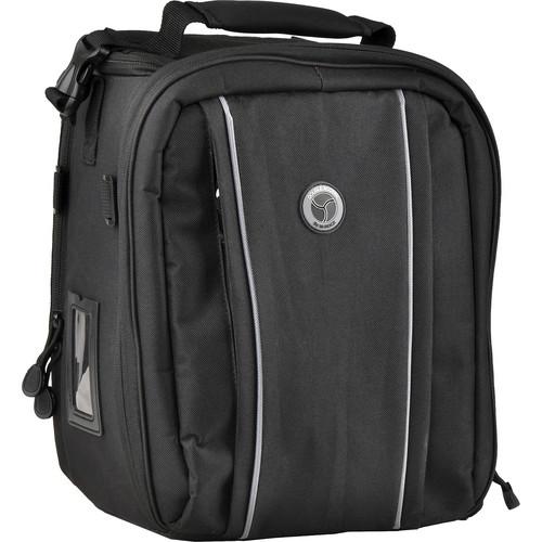 M-Rock 5080 Everglades Double Access Notebook Camera Bag (Black)