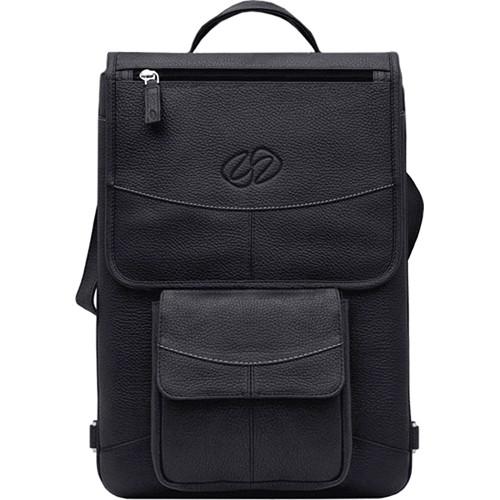 MacCase Premium Leather iPad, iPad 2 & new iPad Flight Jacket (Black)