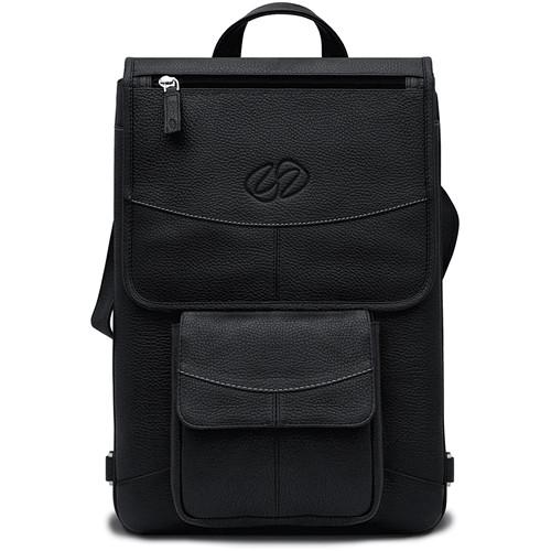"MacCase Premium Leather 15"" Flight Jacket (Black)"