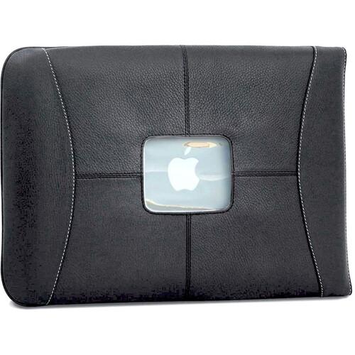 "MacCase Premium Leather 15"" MacBook Pro Sleeve (Black)"