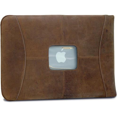MacCase Premium Leather Sleeve (Vintage)