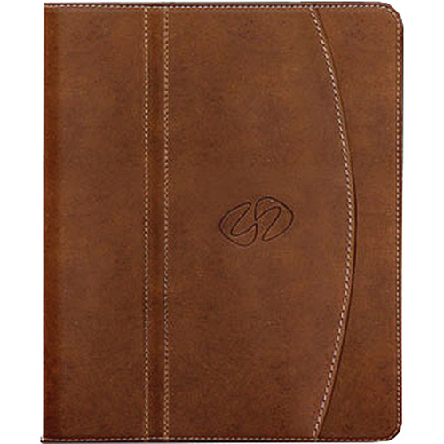 MacCase Premium Leather new iPad Folio (Folio3 Vintage)