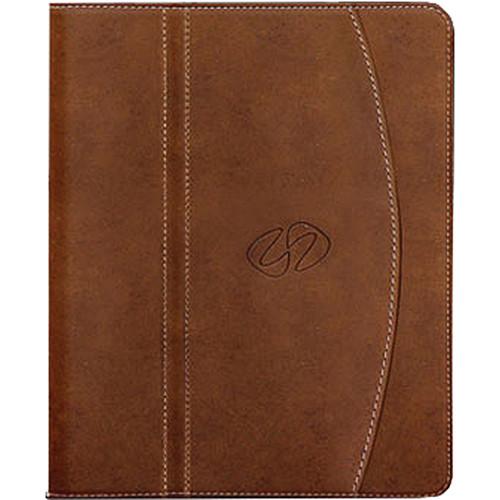 MacCase Premium Leather new iPad Folio (Folio3 Vintage)