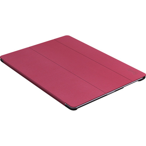 Macally Microfiber Protective Cover & Stand for iPad 2 (Red)