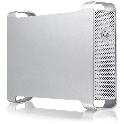 Macally G-S350SUAB2 Hi-Speed eSATA/FireWire/USB 2.0 Storage Enclosure