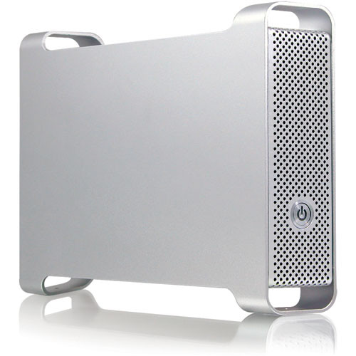 "Macally G-S350SUA eSATA, FireWire-400, and USB 2.0 External Drive Enclosure for 3.5"" SATA Hard Drive"