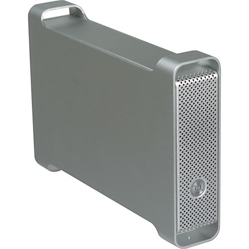 "Macally G-S350SU eSATA and USB 2.0 External Drive Enclosure for 3.5"" SATA Hard Drive"