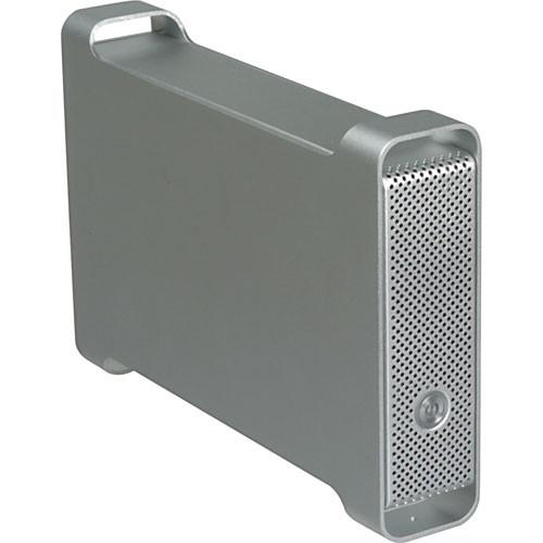 "Macally G-S350SU eSATA and USB 2.0 External Drive Enclosure for 3.5"" SATA Hard Drive"