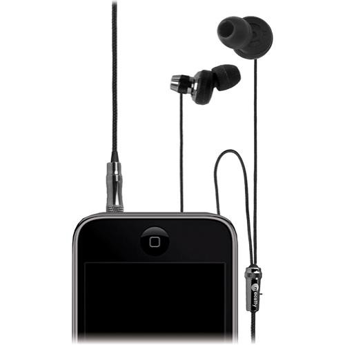 Macally HifiTune In-Ear Stereo Headset with Microphone