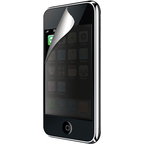 Macally IP-PH808P4 4-Way Privacy Screen Protective Overlay for Apple iPhone 4