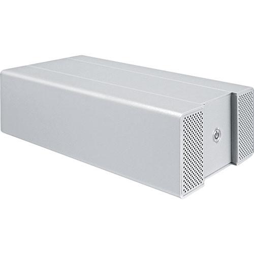 Macally 2-Bay NSA2-350NAS Gigabit Ethernet External Drive Enclosure