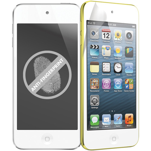 Macally Anti-Fingerprint Screen Protective Overlay for iPod touch 5th Generation