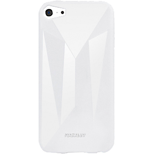 Macally Flexible Protective Case for iPod Touch 5G (White)