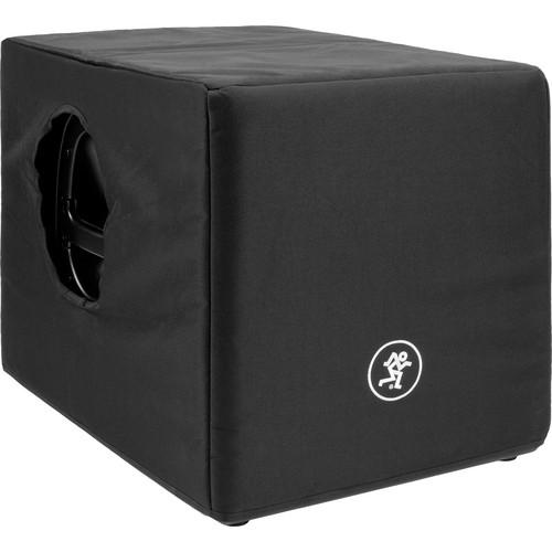 Mackie Speaker Cover for Mackie HD1501 (Black)
