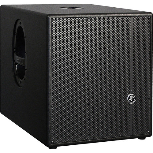 "Mackie HD1501 1200W 15"" Powered Subwoofer"
