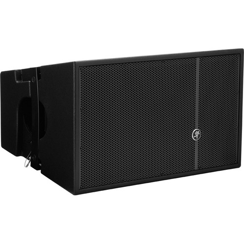"Mackie HDA 1200W 12"" 2-Way Arrayable Powered Loudspeaker"