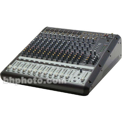 Mackie Onyx 1620 16-Channel Analog Recording Mixer