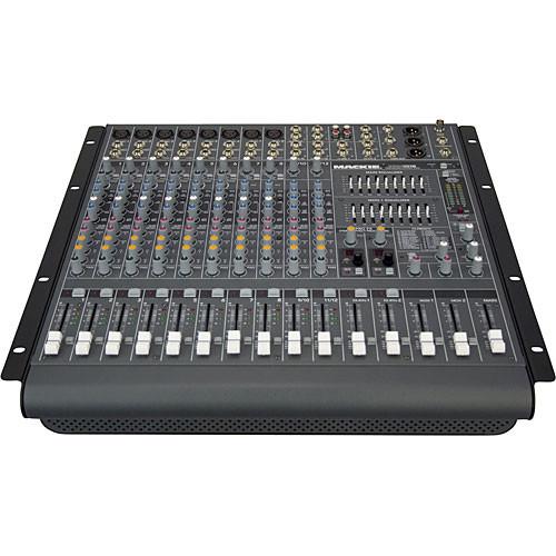 Mackie PPM1012 12-Channel Professional Desktop Powered Mixer (1600W)