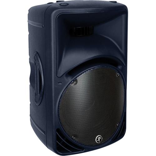 """Mackie SRM450v2 400W 12"""" Active 2-Way Loudspeaker (Blue)"""