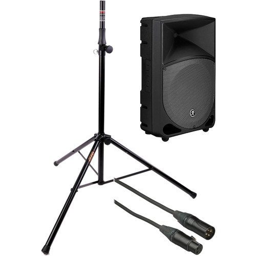 "Mackie TH12A THUMP 400W 12"" 2-Way Active Loudspeaker Kit"