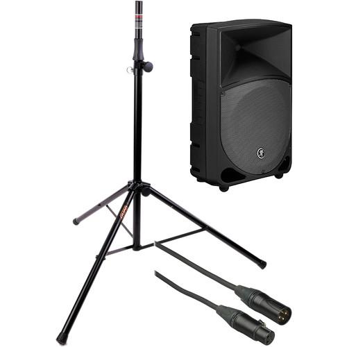 "Mackie TH12A THUMP 400W 12"" 2-Way Active Loudspeaker Kit"