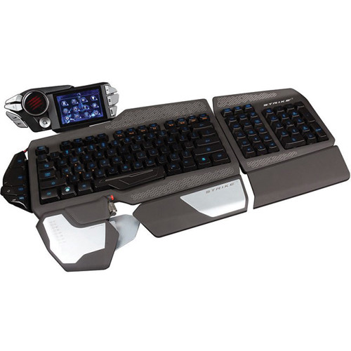 Mad Catz Strike 7 Gaming Keyboard