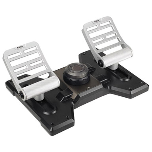 Mad Catz Saitek PRO Flight Combat Rudder Pedals for PC