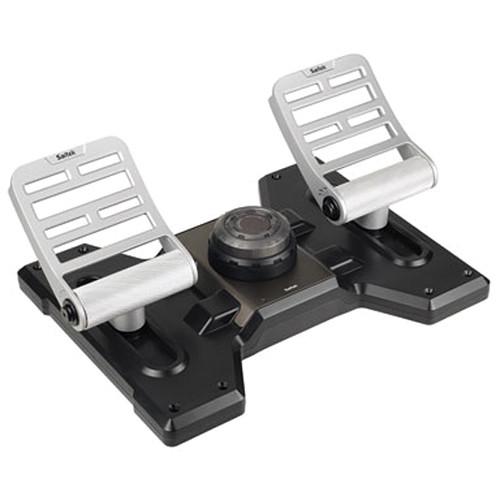 Mad Catz Saitek PRO Flight Combat Rudder Pedals for PC