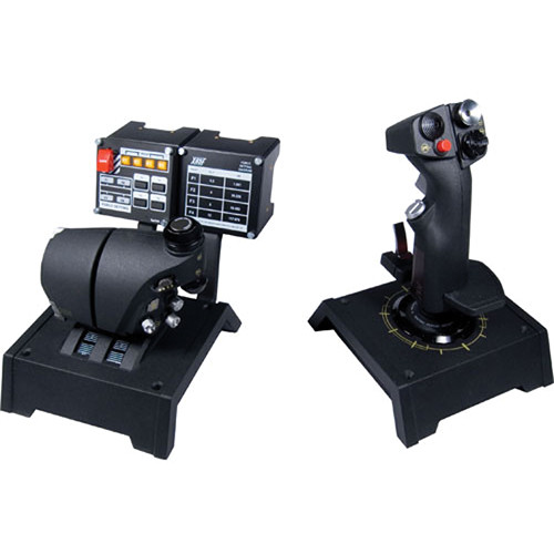 Mad Catz Saitek PRO Flight X-65F Combat Control System for PC