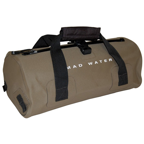 Mad Water Waterproof Bike/Moto Micro Duffel (Olive)
