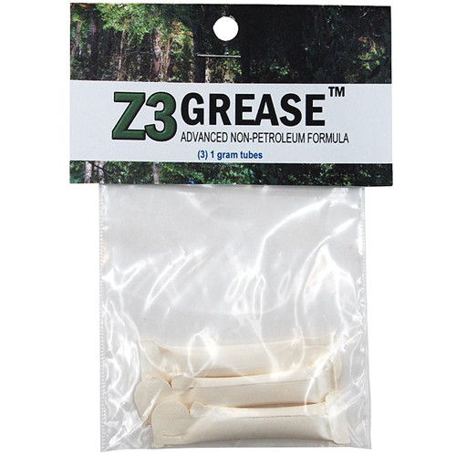 Mad Water Z3 Grease Pack (3 Pack, 1 Gram Each)