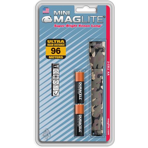 Maglite Mini Maglite 2-Cell AA Flashlight (Camo)