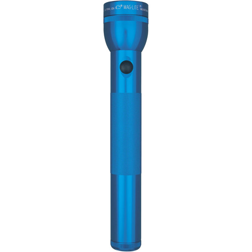 Maglite LED 3-Cell D Flashlight (Blue)