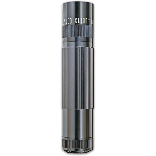 Maglite XL100 LED Flashlight (Gray)