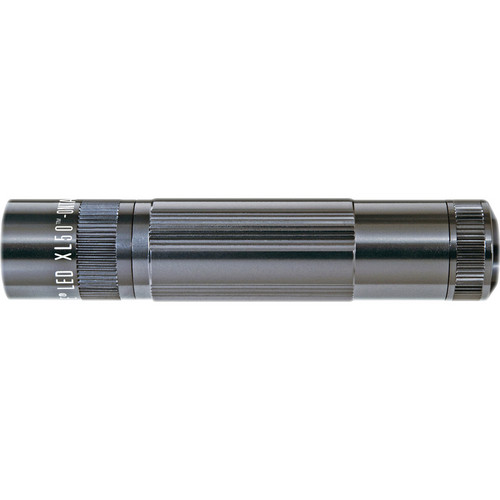 Maglite XL50 LED Flashlight (Gray, Clamshell Packaging)