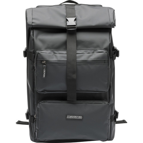 Magma Bags Rolltop Backpack (Black)