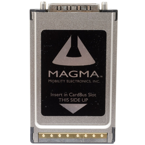 Magma Cardbus Host Interface Card - 68-Pin