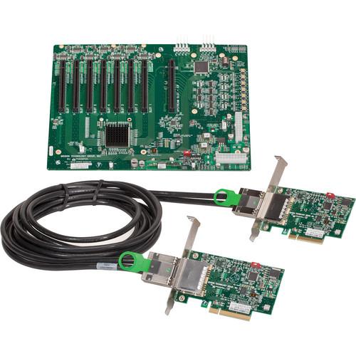 Magma 7-Slot PCI Express Board-Set (Gen2 x8 Speed)