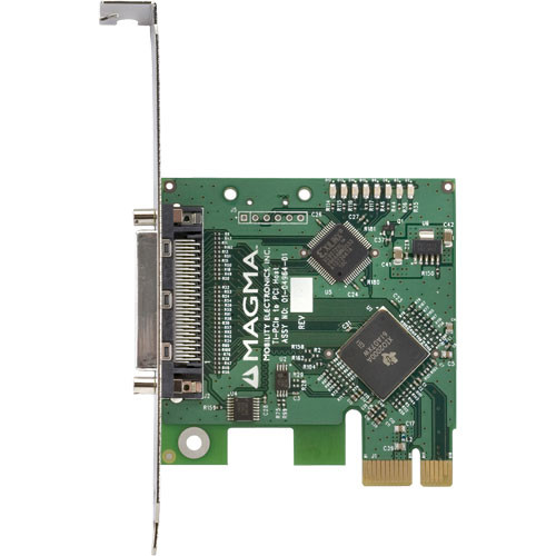 Magma PCI Express x1 Host Card for 33MHz PCI Expansion Systems
