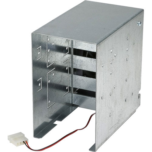 "Magma Internal disk drive cage for (4) 3.5"" disk drives"