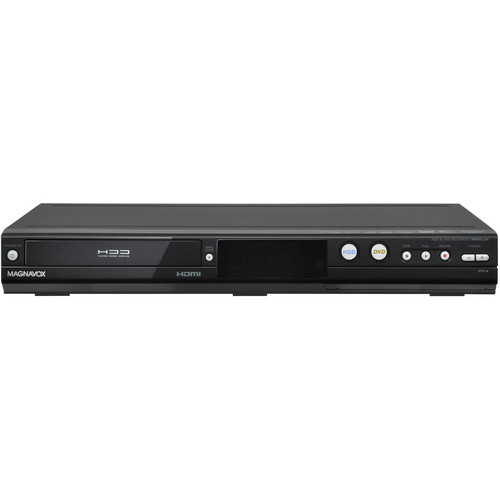 Magnavox MDR513H/F7 HDD & DVD Recorder With Digital Tuner