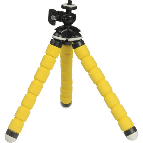 Magnus TinyGrip Flexible Tripod (Yellow)