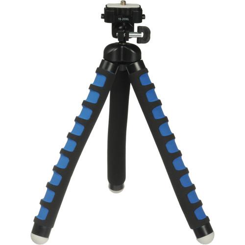 Magnus MaxiGrip Flexible Tripod (Blue)