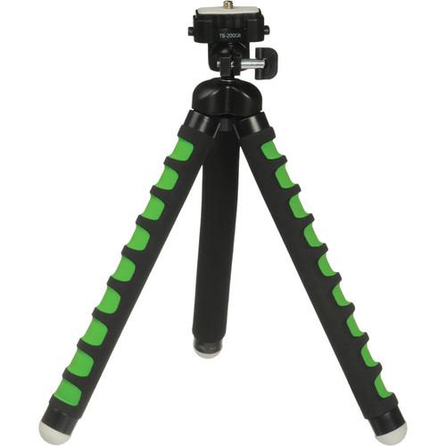 Magnus MaxiGrip Flexible Tripod (Green)