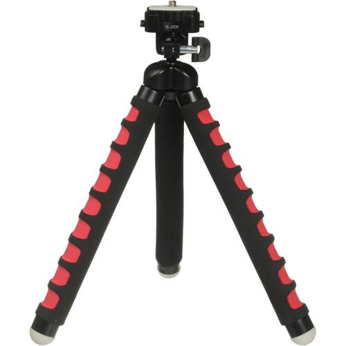 Magnus MaxiGrip Flexible Tripod (Red)